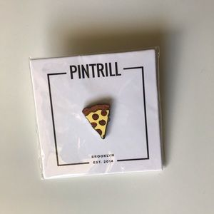 Pintrill Pizza Slice Pin